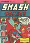 Cover for Smash Comics (Quality Comics, 1939 series) #4