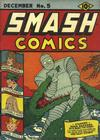 Cover for Smash Comics (Quality Comics, 1939 series) #5