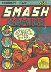 Cover for Smash Comics (Quality Comics, 1939 series) #7