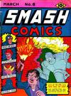 Cover for Smash Comics (Quality Comics, 1939 series) #8