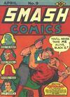 Cover for Smash Comics (Quality Comics, 1939 series) #9