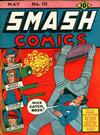 Cover for Smash Comics (Quality Comics, 1939 series) #10
