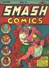 Cover for Smash Comics (Quality Comics, 1939 series) #11