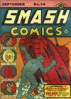 Cover for Smash Comics (Quality Comics, 1939 series) #14