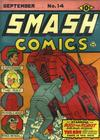 Cover for Smash Comics (Quality Comics, 1939 series) #14