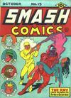 Cover for Smash Comics (Quality Comics, 1939 series) #15