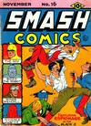 Cover for Smash Comics (Quality Comics, 1939 series) #16