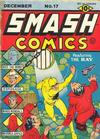 Cover for Smash Comics (Quality Comics, 1939 series) #17
