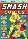 Cover for Smash Comics (Quality Comics, 1939 series) #21