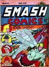Cover for Smash Comics (Quality Comics, 1939 series) #22