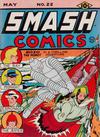 Cover for Smash Comics (Quality Comics, 1939 series) #22