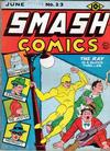 Cover for Smash Comics (Quality Comics, 1939 series) #23