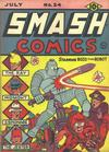 Cover for Smash Comics (Quality Comics, 1939 series) #24