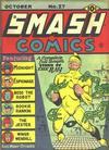 Cover for Smash Comics (Quality Comics, 1939 series) #27