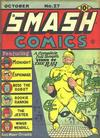 Cover for Smash Comics (Quality Comics, 1939 series) #27