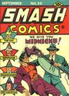 Cover for Smash Comics (Quality Comics, 1939 series) #35