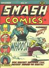 Cover for Smash Comics (Quality Comics, 1939 series) #37