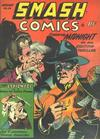 Cover for Smash Comics (Quality Comics, 1939 series) #39
