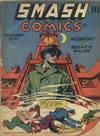 Cover for Smash Comics (Quality Comics, 1939 series) #40