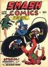 Cover for Smash Comics (Quality Comics, 1939 series) #43