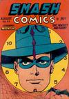 Cover for Smash Comics (Quality Comics, 1939 series) #45