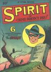 Cover for The Spirit (Quality Comics, 1944 series) #[2]