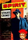 Cover for The Spirit (Quality Comics, 1944 series) #10