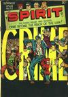 Cover for The Spirit (Quality Comics, 1944 series) #12