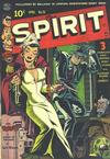 Cover for The Spirit (Quality Comics, 1944 series) #20