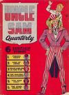 Cover for Uncle Sam Quarterly (Quality Comics, 1941 series) #1