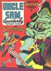 Cover for Uncle Sam Quarterly (Quality Comics, 1941 series) #4