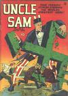 Cover for Uncle Sam Quarterly (Quality Comics, 1941 series) #5