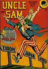 Cover for Uncle Sam Quarterly (Quality Comics, 1941 series) #8