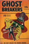 Cover for Ghost Breakers (Street and Smith, 1948 series) #2