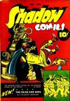 Cover for Shadow Comics (Street and Smith, 1940 series) #v1#10 [10]