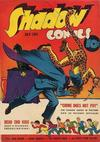 Cover for Shadow Comics (Street and Smith, 1940 series) #v1#11 [11]