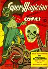 Cover for Super-Magician Comics (Street and Smith, 1941 series) #v1#2