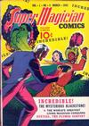 Cover for Super-Magician Comics (Street and Smith, 1941 series) #v1#4