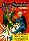 Cover for Super-Magician Comics (Street and Smith, 1941 series) #v1#6