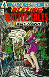 Cover for Blazing Battle Tales (Seaboard, 1975 series) #1