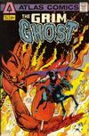 Cover for The Grim Ghost (Seaboard, 1975 series) #1