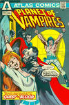 Cover for Planet of Vampires (Seaboard, 1975 series) #2