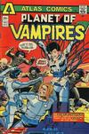 Cover for Planet of Vampires (Seaboard, 1975 series) #3