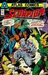 Cover for The Scorpion (Seaboard, 1975 series) #3