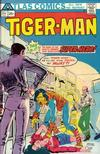 Cover for Tigerman (Seaboard, 1975 series) #1