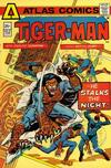 Cover for Tigerman (Seaboard, 1975 series) #2