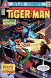 Cover for Tigerman (Seaboard, 1975 series) #3