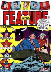 Cover Thumbnail for Feature Comics (Quality Comics, 1939 series) #73