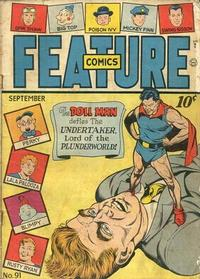 Cover Thumbnail for Feature Comics (Quality Comics, 1939 series) #91