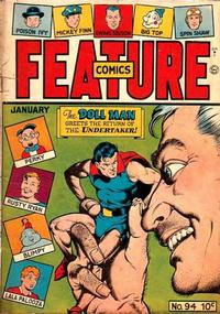 Cover Thumbnail for Feature Comics (Quality Comics, 1939 series) #94